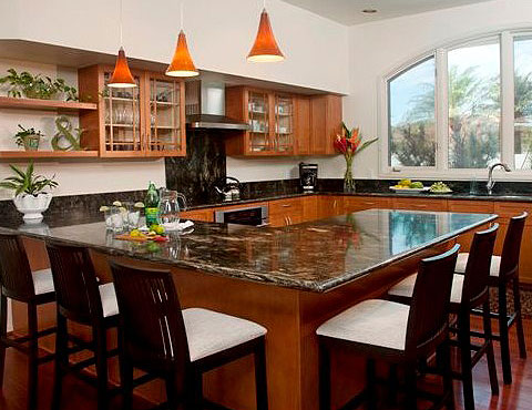 Hawaii Kitchen Remodeling